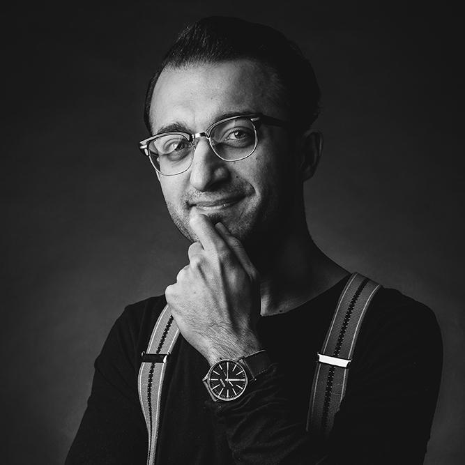 Portrait Rawand Baziany